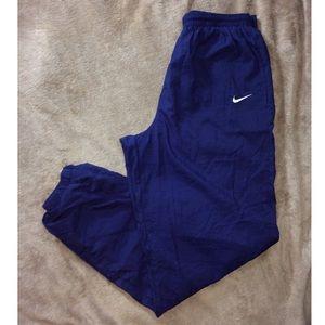 Vintage Nike high waisted joggers track pants 90s